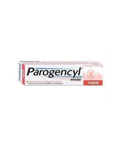 PAROGENCYL ENCÍAS FORTE 75 ML
