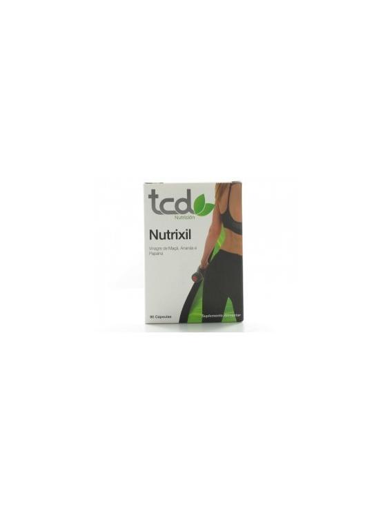 Tcd Nutrición Nutrixil - 90 cápsulas