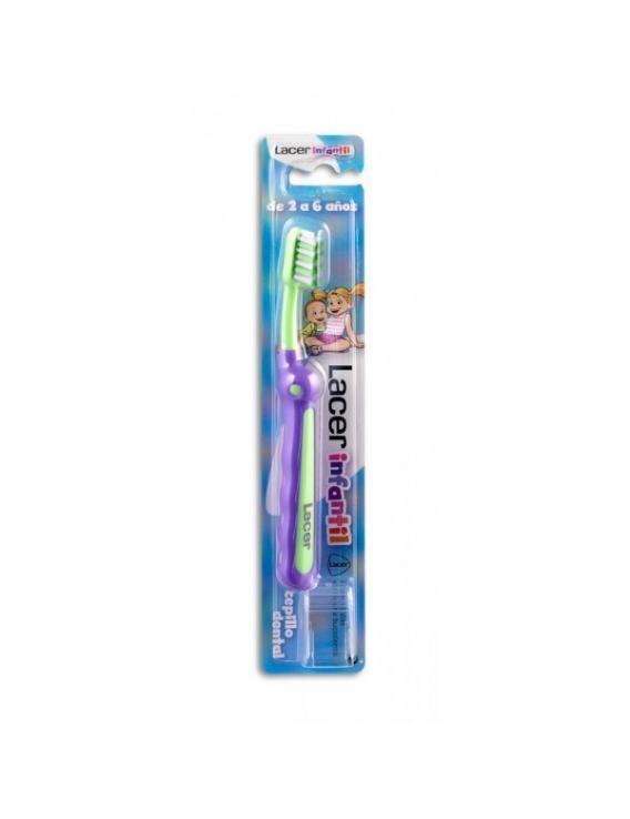 Lacer cepillo infantil (2-6 años) 1 unidad