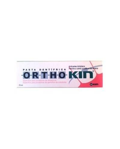 Pasta dentífrica - ortho-kin - 75 ml