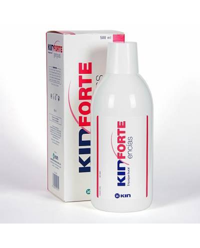Kin forte - encías - enjuague bucal - 500 ml