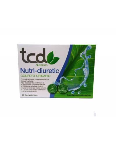 TCD NUTRI-DIURETIC 20 COMP.