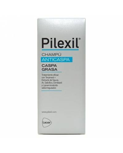 Pilexil - Champú Anticaspa -300 Ml
