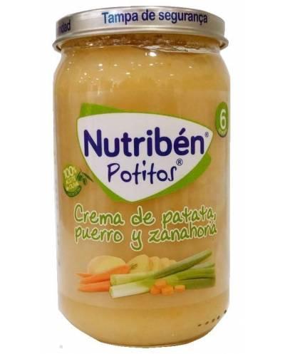 NUTRIBEN POTITOS CREMA DE...