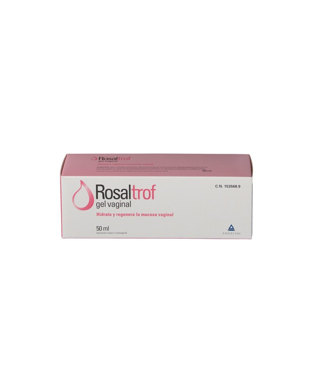 Rosaltrof - gel vaginal - 50 ml