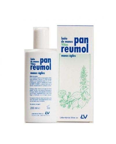 Pan reumol baño de manos 200 ml