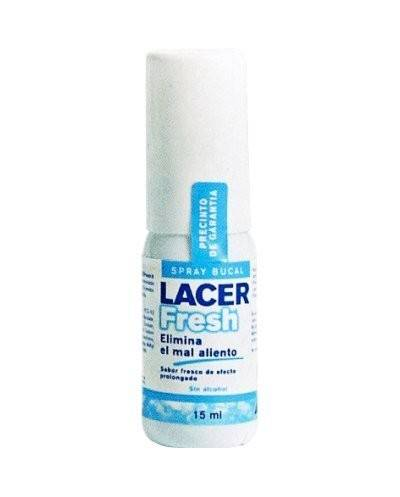 Lacer fresh - spray bucal - 15 ml