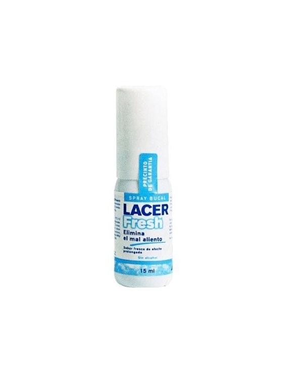 Lacer fresh - spray bucal - 15 ml
