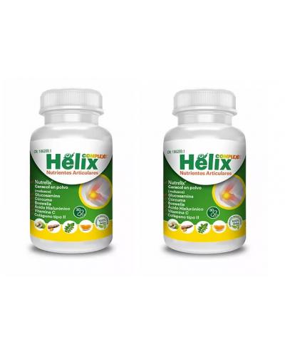 Duplo helix complex 2x30 cápsulas