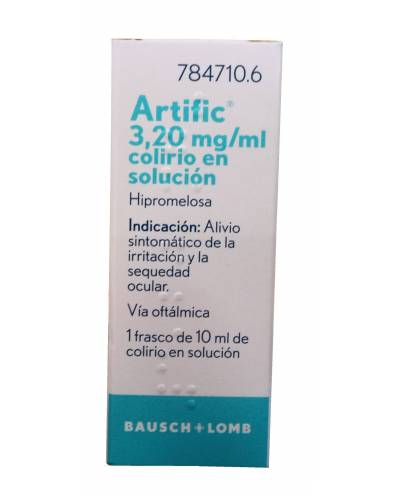 Artific 3.2 mg/ml