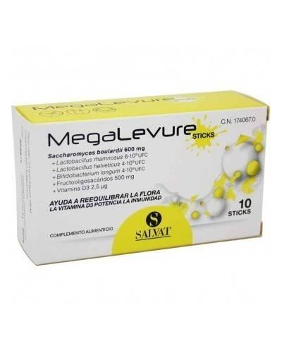 Megalevure - 10 sticks