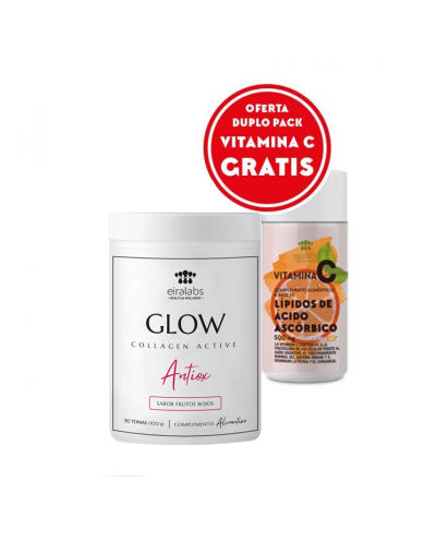 Pack glow + vitamina c