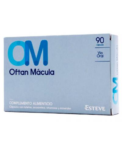 OFTAN MÁCULA 90 CÁPSULAS