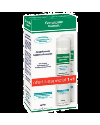 Desodorante somatoline pack 75 ml