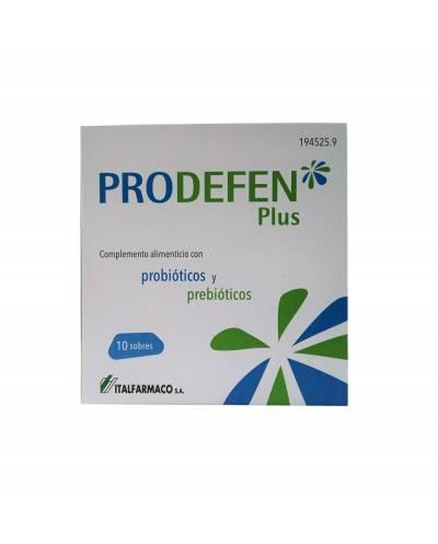 Prodefen Plus - 10 sobres