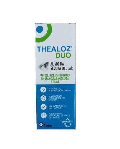 Thealoz - duo - colirio - 10 ml