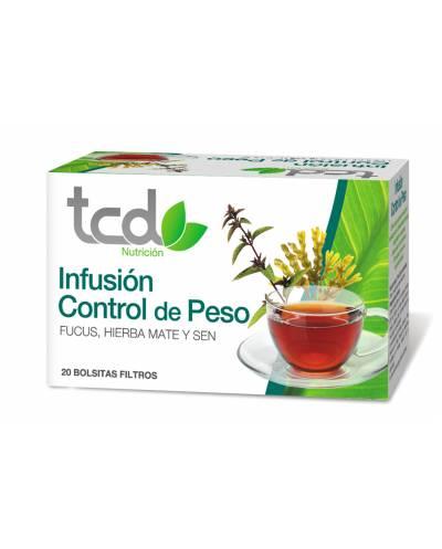 TCD - INFUSIÓN CONTROL DE...