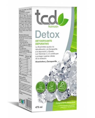 TCD NUTRICION DETOX 475 ML