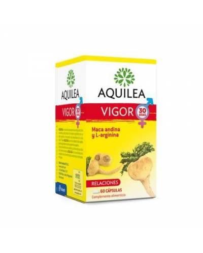 Aquilea - vigor - 60 cápsulas