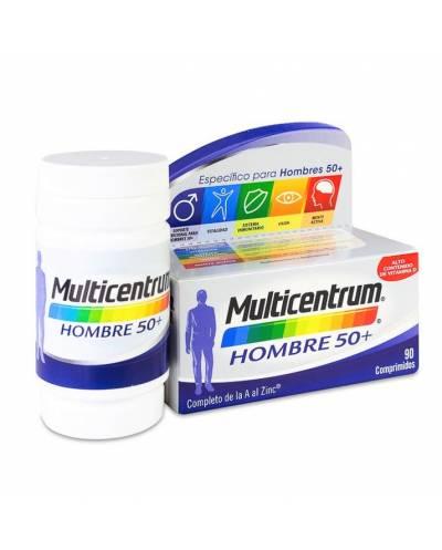 MULTICENTRUM HOMBRE 50+ -...