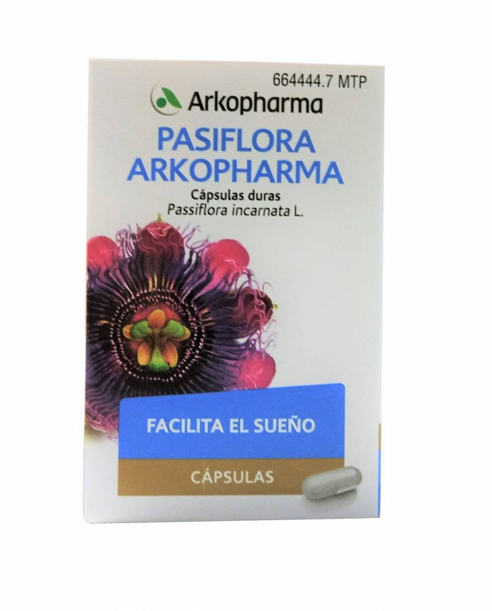 Arkocápsulas pasiflora - 84 cápsulas
