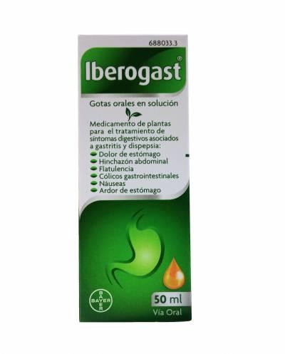 IBEROGAST - 50 ML - GOTAS...