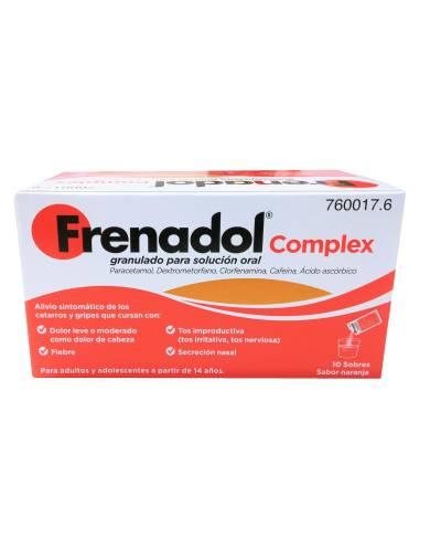 Frenadol Complex - 10 Sobres
