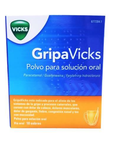 GRIPAVIKS - 10 SOBRES
