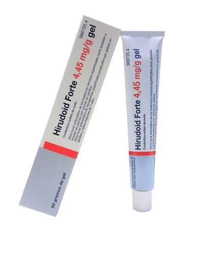 Hirudoid forte 4.45 mg/g - 60 g gel