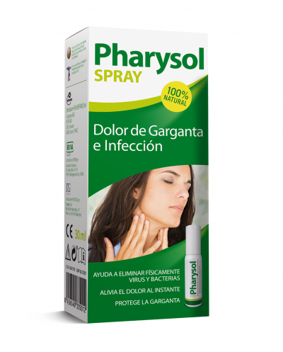 PHARYSOL - SPRAY - DOLOR DE...