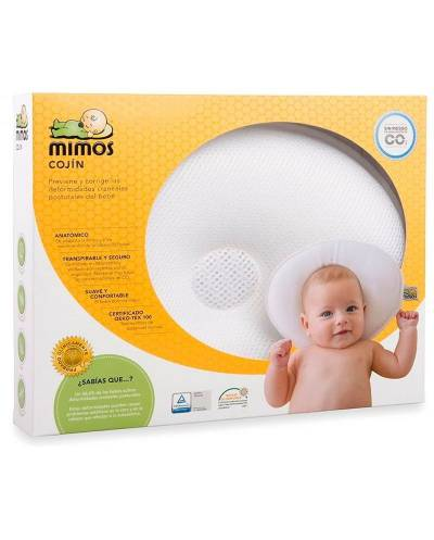 Cojin mimos t-m 5-18 meses