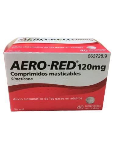 AERO-RED - 120 MG - 40...