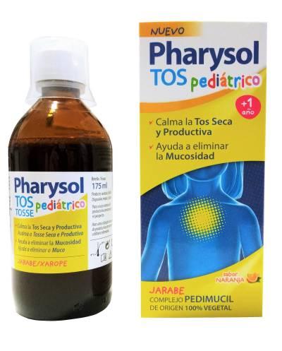PHARYSOL TOS PEDIÁTRICO -...
