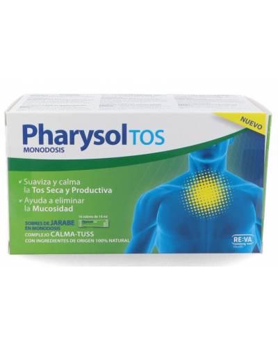 PHARYSOL TOS MONODOSIS 16...