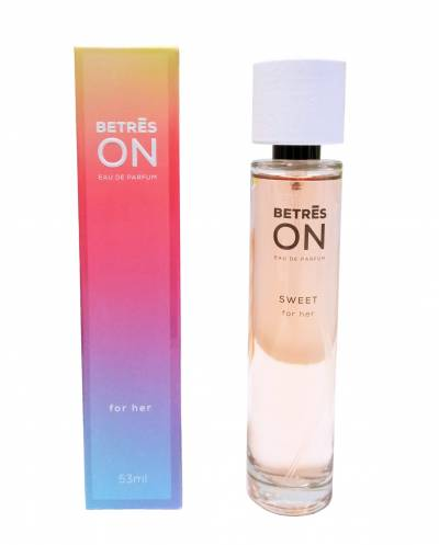 Betres On - Sweet- Perfume for her - 53 ml