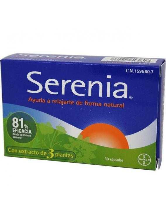 Serenia - 30 Cápsulas