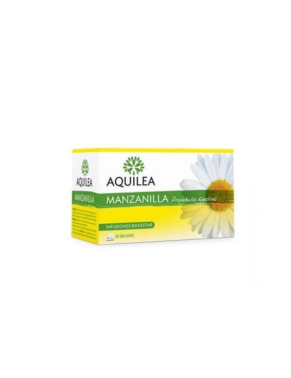 Aquilea - manzanilla - 20 bolsitas