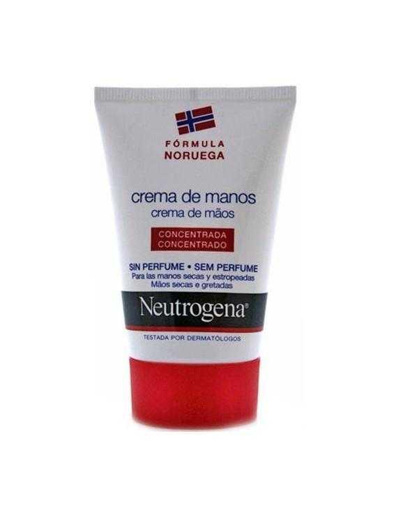 Crema De Manos Sin Perfume De Neutrogena