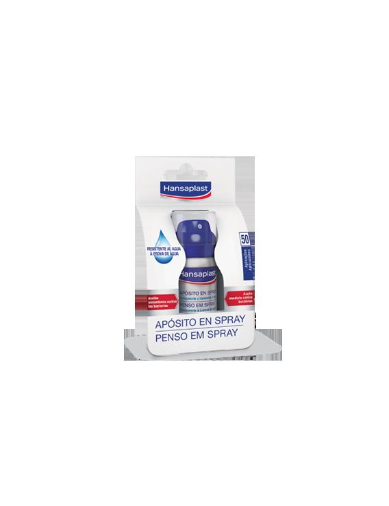 Hansaplast Apósito En Spray  50 Apl.