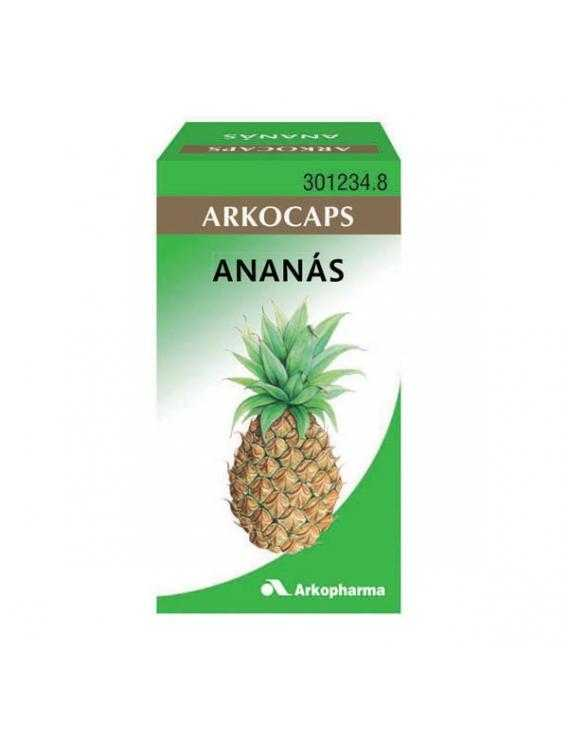Arkocápsulas ananás - 48 cápsulas