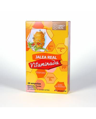 JALEA REAL VITAMINADA -...