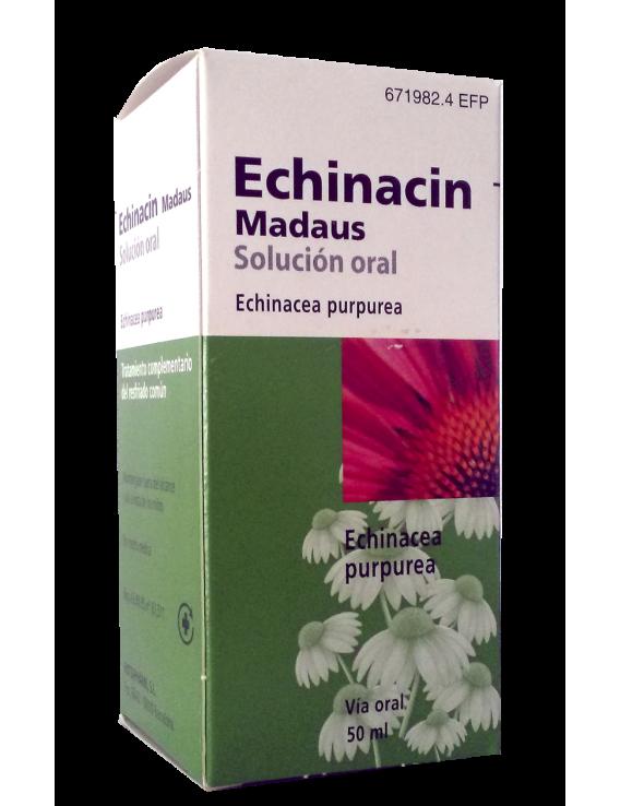 Echinacin - madaus - solución oral - 50 ml