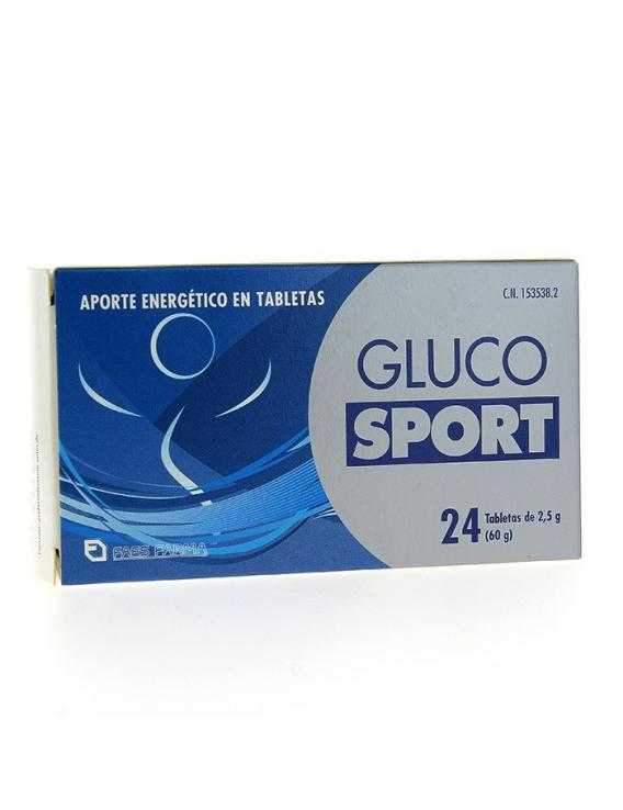 Gluco-sport - 24 tabletas
