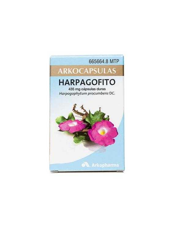 Arkocápsulas harpagofito - 84 cápsulas