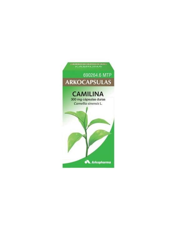 Arkocápsulas camilina - 50 cápsulas