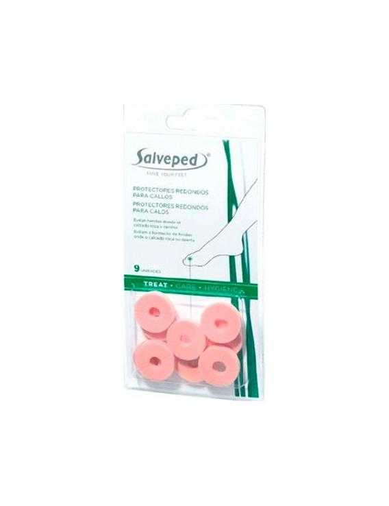 Salvaped discos redondos protectores para callos