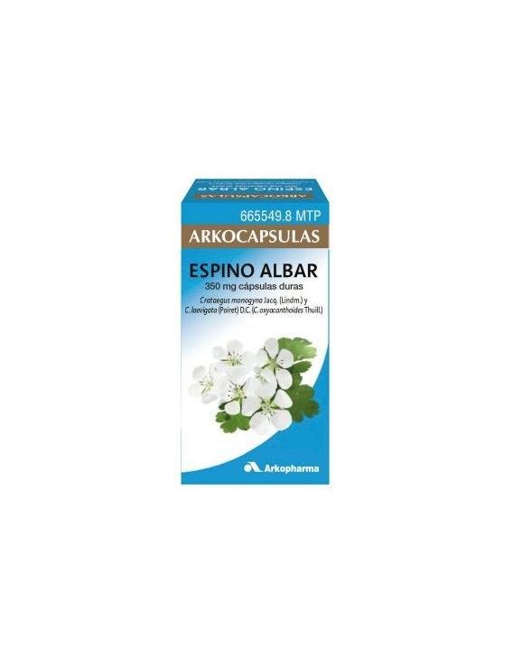 Arkocápsulas espino albar - 48 cápsulas