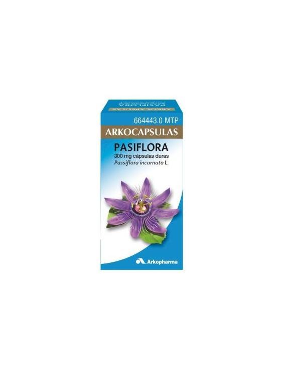 Arkocápsulas pasiflora - 50 cápsulas