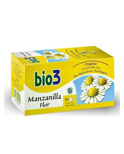 Bio3 manzanilla flor