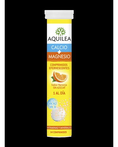 Calcio + magnesio - aquilea - 14 comprimidos efervescentes